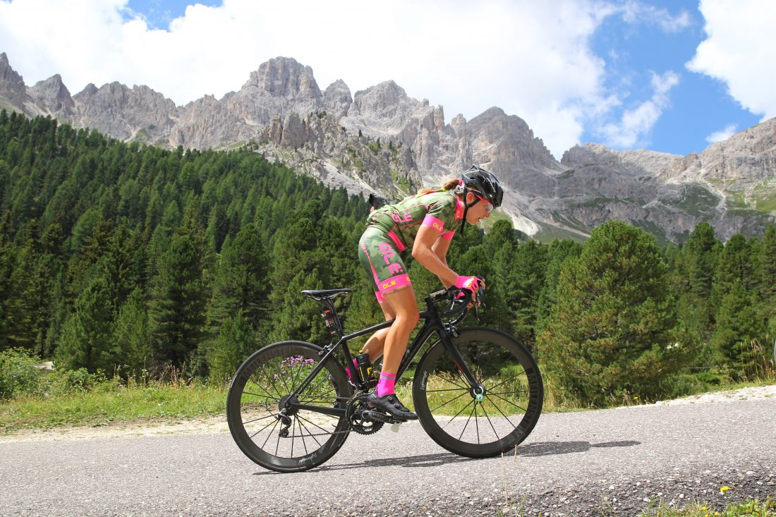 Gardecciahütte Rennrad Alé Cycling